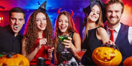 HALLOWEEN COSTUME PARTY + PUMPKIN PAINTING FOR ANY AGE @NOON ON HALLOWEEN tickets