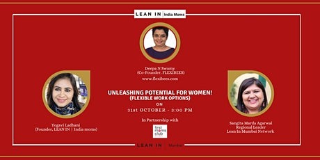 Unleashing Potential For Women (Flexible Work) tickets