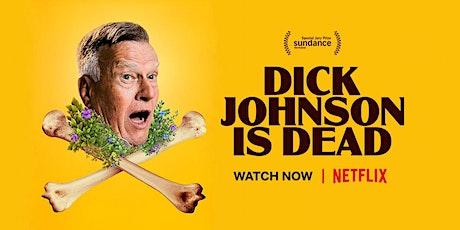 Kirsten Johnson in Conversation: Dick Johnson Is Dead tickets