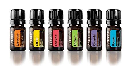 Les huiles essentielles pour accompagner nos émotions billets