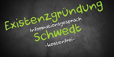 Existenzgründung Online kostenfrei - Infos - AVGS Schwedt Tickets