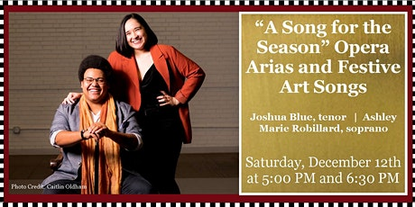 Sounds of Joy & Light: Chamber Concert - Opera Arias and Festive Art Songs tickets