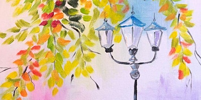 Paint Night in Bondi