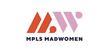 2020-21 MPLS MadWomen Mentorship Program Kickoff tickets