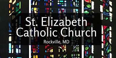 Sunday Mass 10/31-11/01 tickets