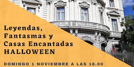 TOUR DE LEYENDAS, FANTASMAS Y CASAS ENCANTADAS: ESPECIAL HALLOWEEN entradas