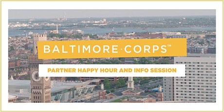 November Partner Happy Hour & Info Session tickets