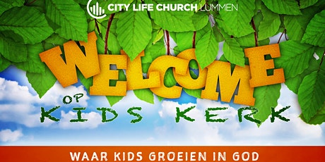 CLC Lummen KIDS KERK 1/11/2020 tickets
