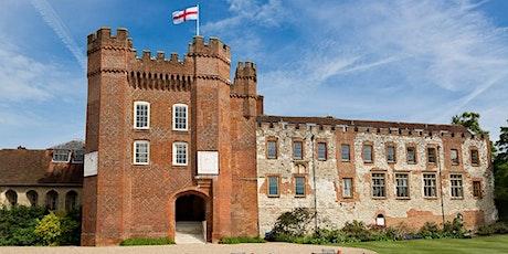 Farnham Castle Guided Tour 9th December 2020, 3pm tickets