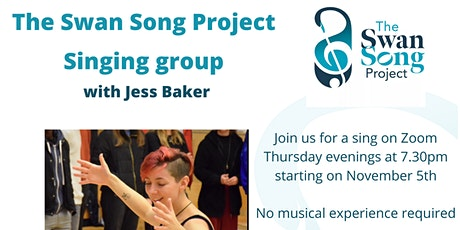 The Swan Song Project Singing Group tickets