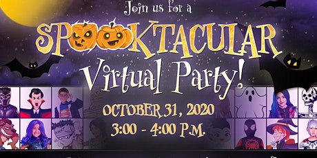 Halloween Spooktacular Party with Pasadena Party Patrol & Macaroni Kid tickets