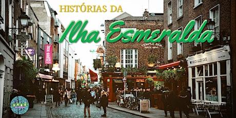 Histórias da Ilha Esmeralda - TOUR VIRTUAL tickets