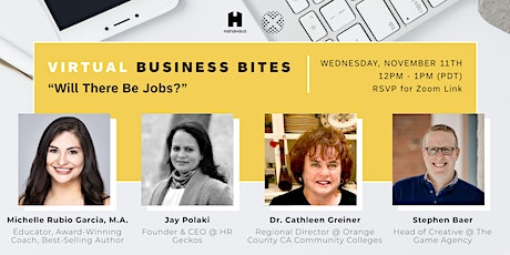 """Virtual Business Bites 
