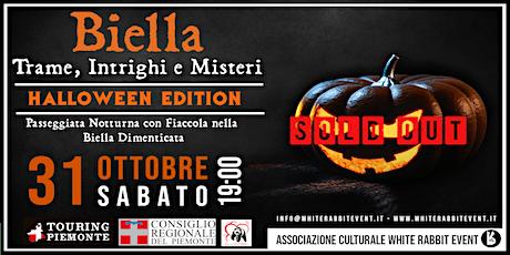 BIELLA: Trame, Intrighi e Misteri - Halloween Edit biglietti
