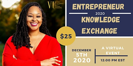 Entrepreneur Knowledge Exchange: Putting You on Game tickets