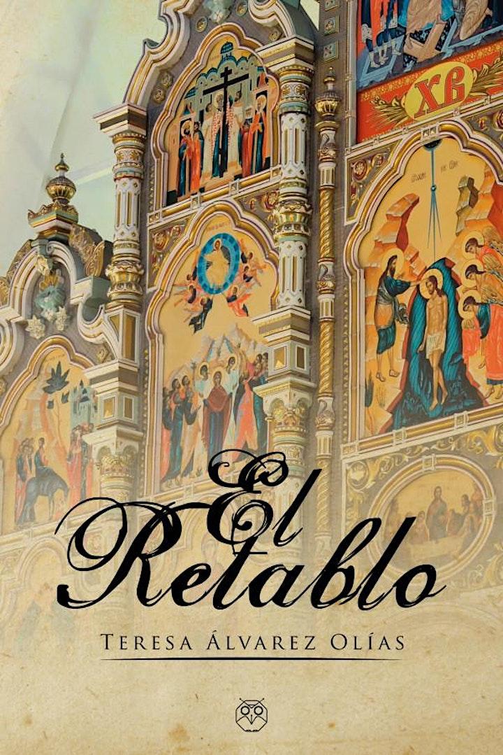 Imagen de Descubriendo El retablo: presentación de novela histórica con la autora