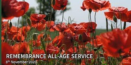 9.15am All Age Remembrance  Service (08.11.20) tickets