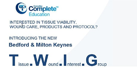 Bedford and Milton Keynes TWIG tickets