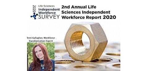LifeSciHub 2020 Independent Workforce Report tickets