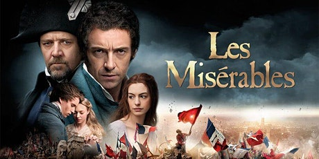 Drive in bioscoop - Les Miserables tickets