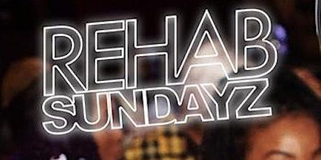 Rehab Sundayz w/DJ MasteRich November 1st tickets
