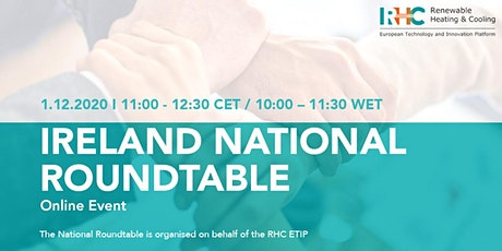 Ireland National Roundtable tickets