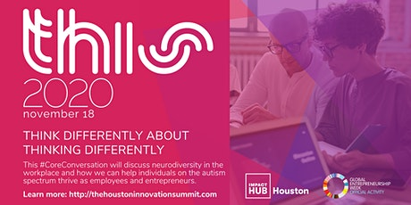 Think Differently About Thinking Differently tickets