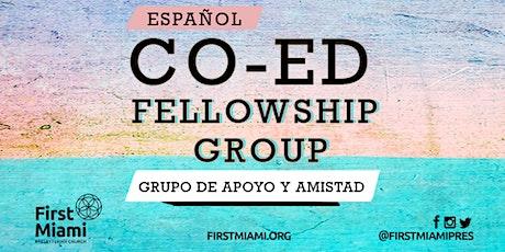 Grupo de Apoyo y Amistad boletos