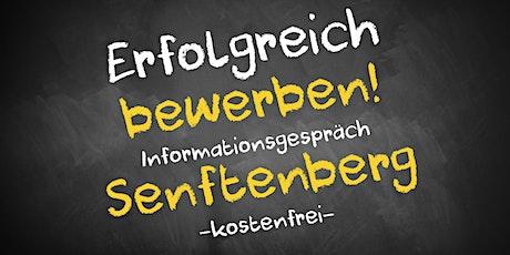Bewerbungscoaching Online kostenfrei - Infos - AVGS Senftenberg Tickets