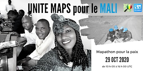 Unite Maps For Mali billets