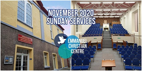 Sunday Church Service (November) tickets