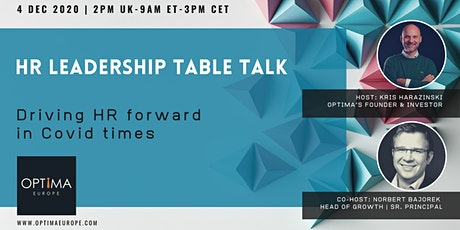 HR Leadership Table Talk tickets