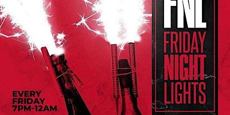 FRIDAY NIGHT LIGHTS  w/DJ Gucci Black Friday October 31st tickets