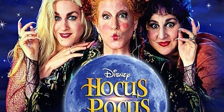 Family Drive-In Movie Night - JUST HOCUS POCUS tickets