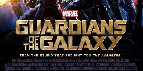 Guardians of the Galaxy tickets