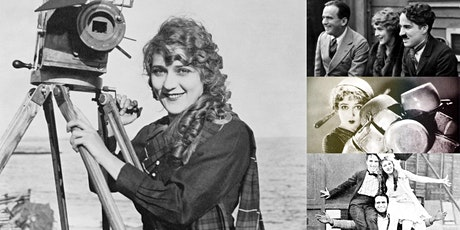 'Mary Pickford: The World's First Major Movie Star' Webinar tickets