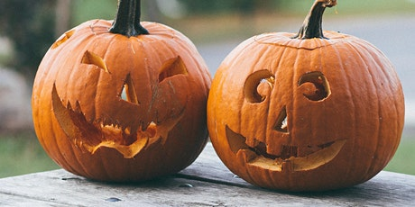 Family Friendly Pumpkin Carving Workshops at Moseley Park tickets