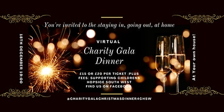 Virtual Christmas Gala Dinner supporting CHSW tickets