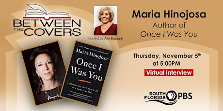 Between The Covers Virtual Interview with Maria Hinojosa tickets