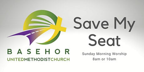 Sunday Morning Worship tickets