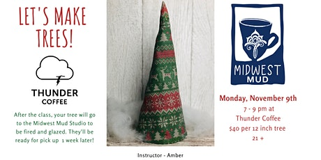 Let's Make Trees  at Thunder Coffee - 11/9! tickets