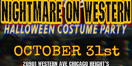 Nightmare On Western tickets
