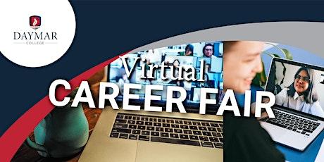 Virtual Career Fair tickets