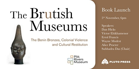 Launch | The Brutish Museums by Dan Hicks tickets