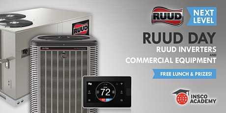 Ruud Next Level: Inverter Systems and Commercial Overview tickets