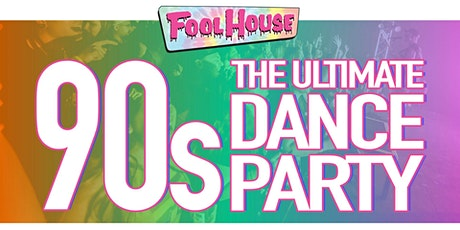90s DANCE PARTY at Unruly Brewing | Muskegon tickets