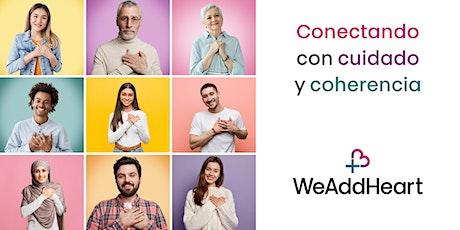 WeAddHeart Quito [online] tickets