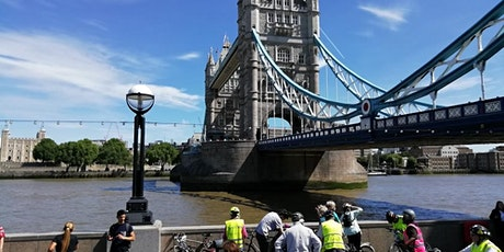 Tower Bridge to Dulwich -Southwark Cyclists Healthy Ride tickets