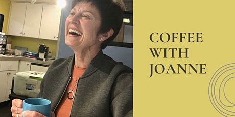 Coffee with Joanne tickets