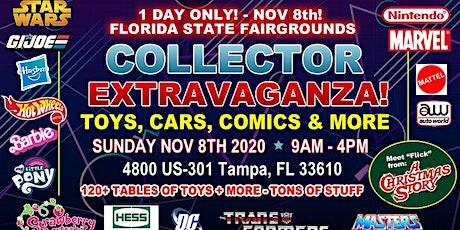 Tampa Collector Extravaganza tickets